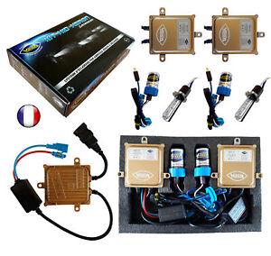 Kit-HID-Xenon-55W-Slim-VEGA-2-ampoules-H3-8000K-DSP-Ampoules-metalliques