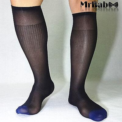 OTC SMOOTH Sheer Nylon Socks RED colour.