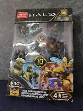 UNSC Marine Defense Mega Construx Halo Heroes Series 10 Years Aniv