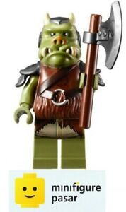 sw405 Lego Star Wars 9516 75005 - Gamorrean Guard Minifigure with Axe - New
