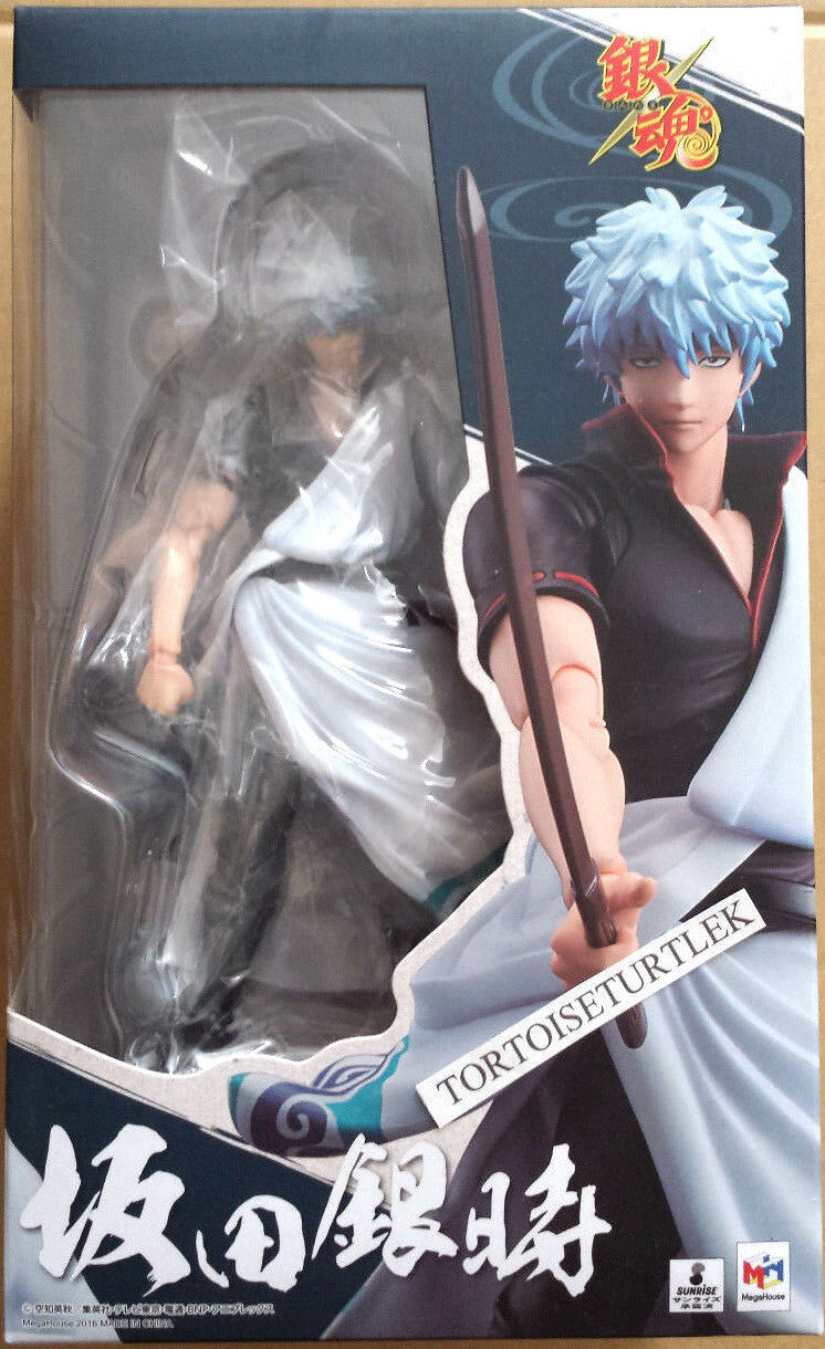 MegaHouse Variable Action Heroes Gintoki Sakata Gintama Action Figure