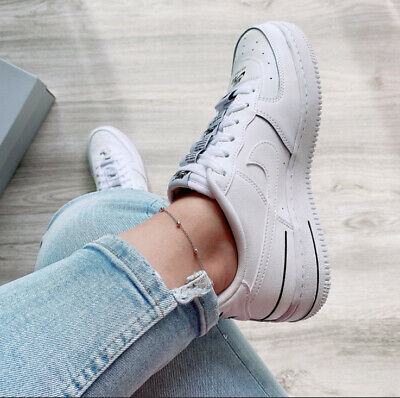 Nike Air Force 1 Low Youth 7 / Women Size 8.5 | eBay