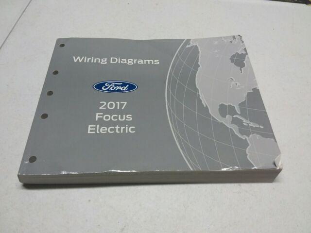 2017 Ford Focus Electric Wiring Diagram Manual