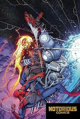 Avengers #13 Conan vs Marvel Variant Marvel Comics 1st Print EXCELSIOR BIN