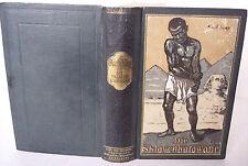Karl May Keyser Heidelberg Band 41 Die Sklavenkarawane seltene Nachkriegsausgabe