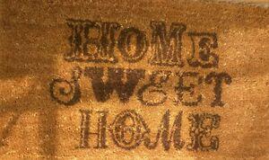 Clayre-amp-eef-Doormat-Doormat-Coconut-Mat-Doormat-Shabby-Home-Sweet-Home