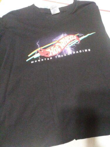 2005 Hot Wheels T-Shirt (XL) USHRA Monster Truck