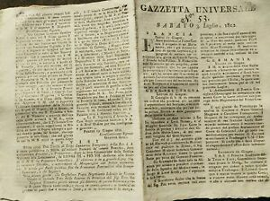 1802-GAZZETTA-UNIVERSALE-COSTITUZIONE-REPUBBLICA-LIGURE-RITORNO-DEL-RE-A-NAPOLI
