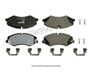 control brake part sensor land landrover and rover pad front duralast number wear traction brakes pads