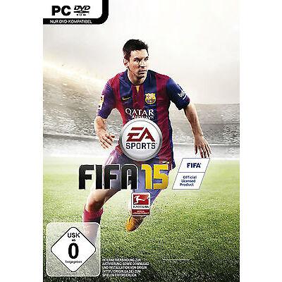 Fifa 15 - PC (NEU & OVP!)