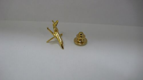 3-D CAST ASTRA//SPX//G100 GALAXY AEROSPACE AIRPLANE LAPEL PIN GOLD PLATED