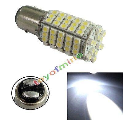 1157 2057 T25 3528 102 SMD LED Car Brake Stop Tail Signal Light Lamp Bulb White