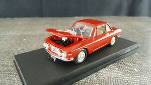 Rio 124 Lancia Fulvia Coupe 1200 1965 Haube hoch Modell 1:43 Neuwertig OVP BS149