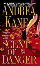 Scent of Danger by Andrea Kane Mass Market Paperback Book (BR-4)