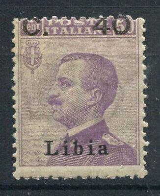 Libyen 1922 Sass. 38 Postfrisch 80% 40 C. Ca. 50 C.