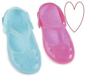 Sandalias-Tipo-Gel-Para-Ninas-Zapatos-vacaciones-de-verano-playa