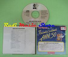 CD ROMANTICI SCATENATI 50 36A MARDI GRAS NEW ORLEANS compilation 1994 (C27*)