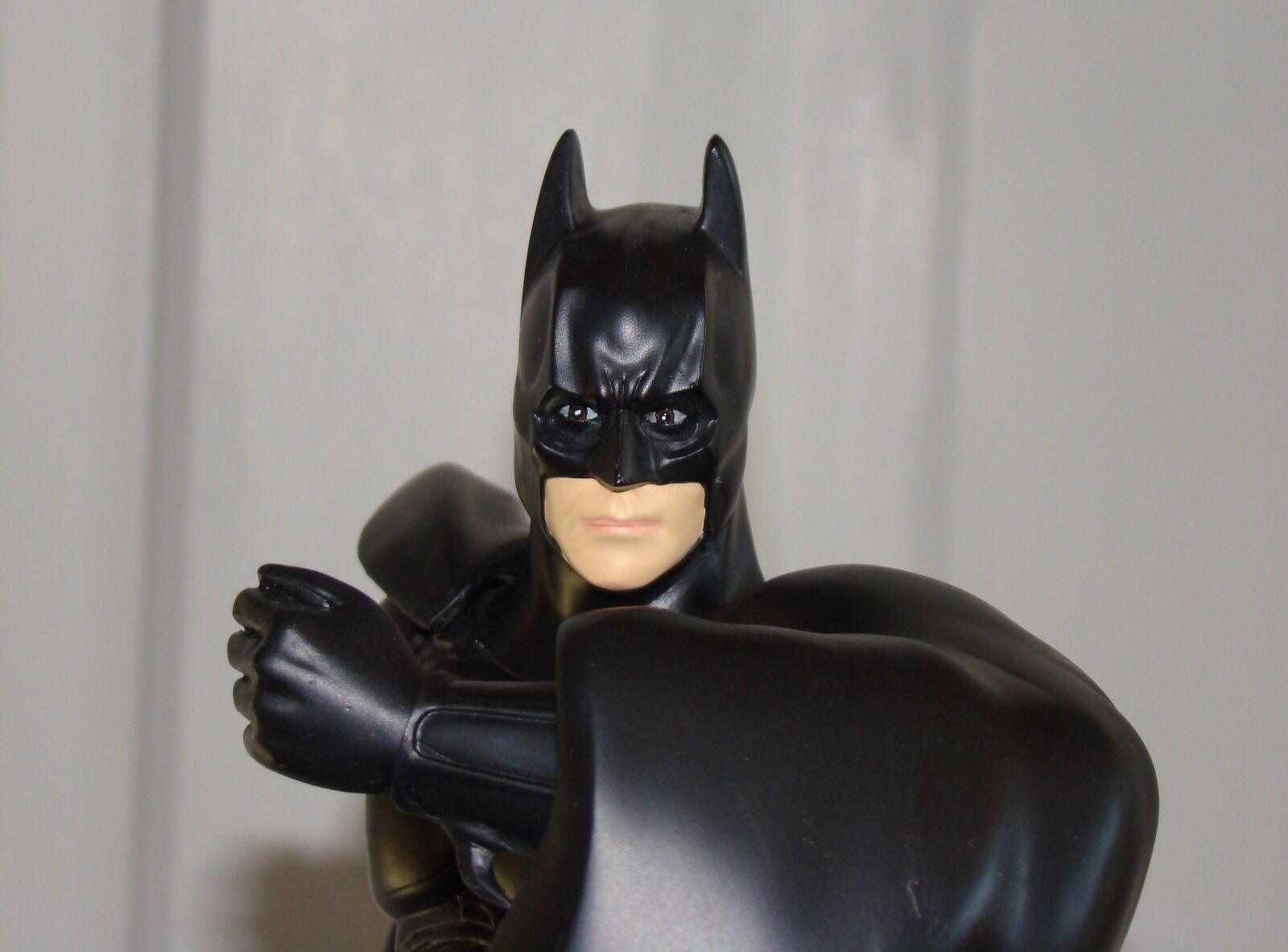 Christian bale batman beginnt - statue bste joker robin hulk, thor bowen...