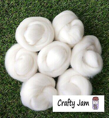 Needle Felting Spring//Easter Tones Corriedale//Merino Felting Wool Rovings 45g