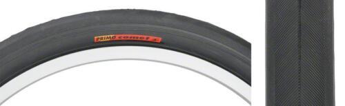 """20 x 1.5/"""" Steel Bead Black Primo Comet Recumbent Tire"""