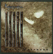 KAJAGOOGOO - White Feathers - CD (Too Shy, Limahl, Nick Beggs etc)