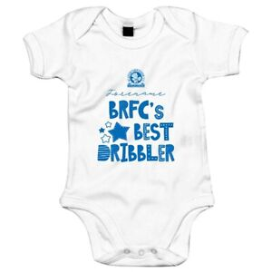 Blackburn Rovers F.c - Personnalisé Body (best Dribble)-afficher Le Titre D'origine Pure Blancheur