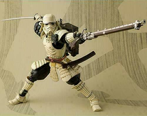Authentic Bandai Star Wars Meisho Movie Realization Teppo Ashigaru Sandtrooper