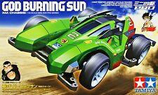 Tamiya 18644 1/32 Mini 4WD Pro Car Kit MA Chassis JR God Burning Sun