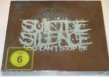 Suiside Silence - You cant't stop me - DVD + CD/NEU/Digipak/Album 2014
