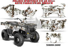 AMR Racing DECORO GRAPHIC KIT ATV POLARIS SPORTSMAN modelli Tundra CAMO B