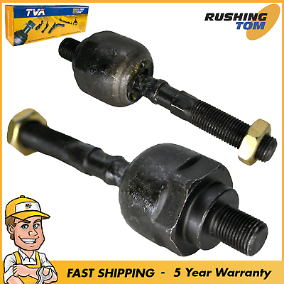 2 INNER 2 OUTER TIE ROD END ACURA 2.5 TL 95-98