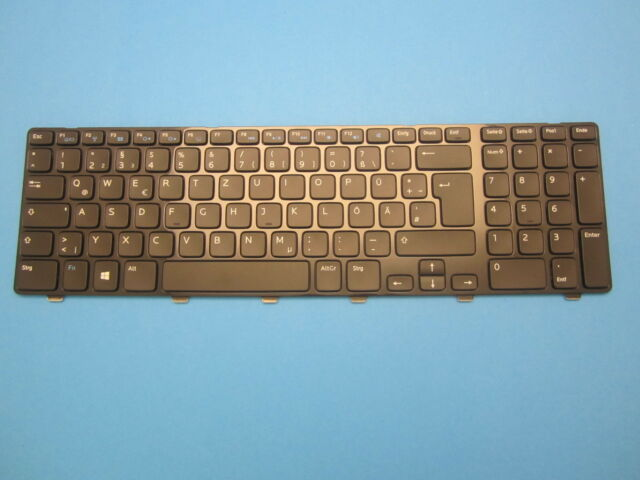 keyboard DE Dell Inspiron 17 17R 3721 5721 3737 5737 15R 0XDYVF German QWERTZ