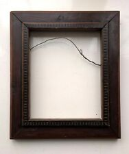 Antique Vintage Solid Wood Decorative Inset Art Work Painting Picture Frame