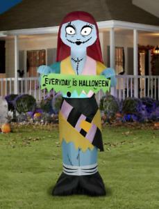 Nightmare Before Christmas Sally Halloween Airblown ...