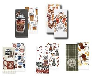 Celebrate-Fall-Together-Kitchen-Towels-See-Selections-NEW