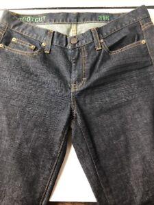 Women's Skyllesvamp rise Bootcut Nwot Boot Jeans 31r Cut J crew Mid Mørk 31 Denim Rq0fEw