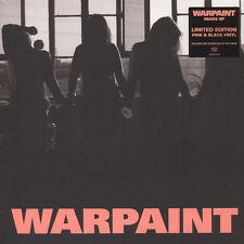 Warpaint - Heads Up Colored Vinyl Edition (2LP - 2016 - UK - Original)