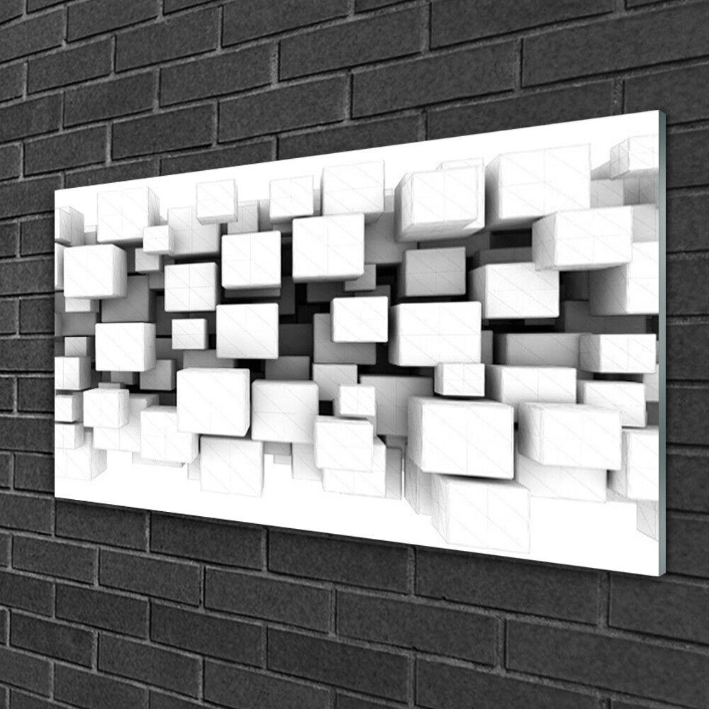 Image sur verre Tableau Impression 100x50 Cuisine Abstrait