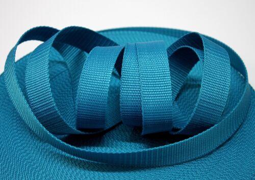 Gurtband Gurtbänder 4m Breite 30mm Taschengurt Farbauswahl