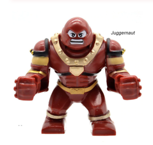 Rare Custom LeGo Big Figures Venom Thanos HULK IRON MAN MARVEL MOC 2020 Venom