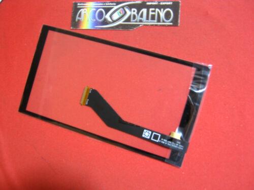 Kit VETRO+ TOUCH SCREEN PER HTC DESIRE 820 820W RICAMBIO DISPLAY NERO+FLAT FLEX