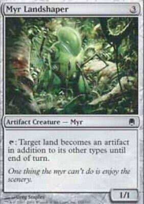 Lodestone Myr 4x x4 English -BFG- MTG Magic Mirrodin Near Mint