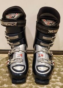 Nordica-GT-S-10-Ski-Boots-315mm-Soles-Mondo-27-27-5-Men-9-9-5-Women-10-10-5