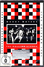 MUDDY WATERS/ROLLING STONES checkerboard lounge live chicago 1981 DVD NEU OVP
