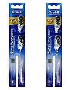 Oral-B-Cross-Action-Power-Whitening-toothbrush-4-Brush-Heads