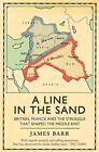 A Line in the Sand von James Barr (2012, Taschenbuch)