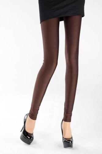 NOVITA/' 2013 PANTALONI LEGGINGS LUCIDI legging pantacalze pantacollant DONNA
