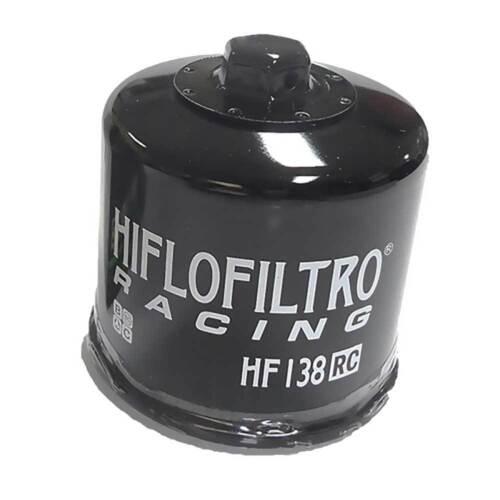 Hiflofiltro Premium Racing Ölfilter f Aprilia RSV4 1000 R HF138RC 824225111569