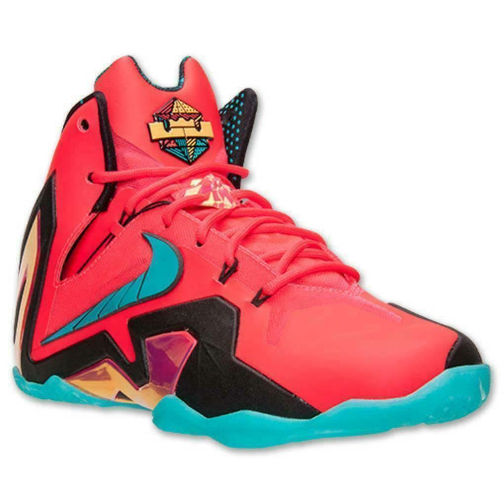 Nike Lebron XI Elite Hero Series Men's Basketball shoes Laser Crimson US 13