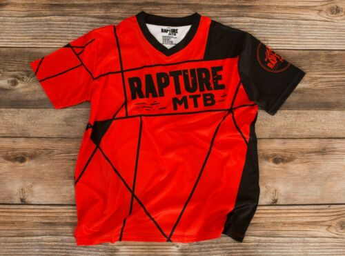 Rapture MTB Mens Mountain Biking Jersey